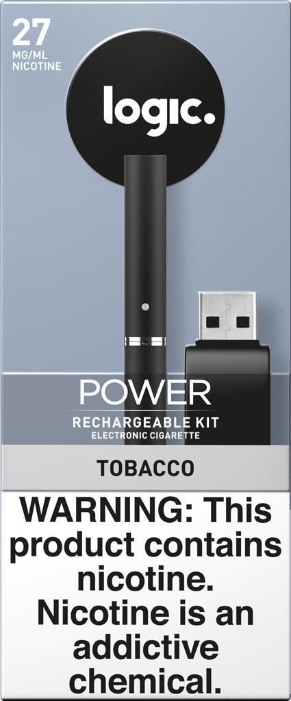 Tobacco Vape Juice for Logic Platinum | I Love Ecigs